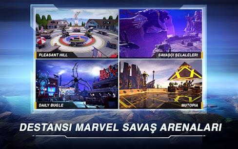 Marvel Şampiyonlar Ülkesi APK İNDİR 5