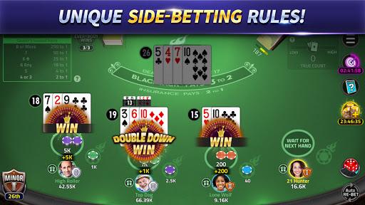 Blackjack 21: House of Blackjack 1.7.1 screenshots 2