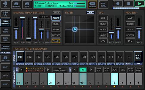 G-Stomper Producer Mod Apk (Full Version Paid) 4