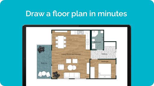 RoomSketcher   Draw Floor Plans & Home Design 8.01.001 Screenshots 1