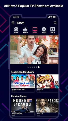 Foto do INDOX TV - Movies & TV Online Indonesia 2019