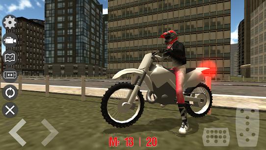 Extreme Traffic Motorbike Pro 4.0 APK + MOD (Unlocked) 3