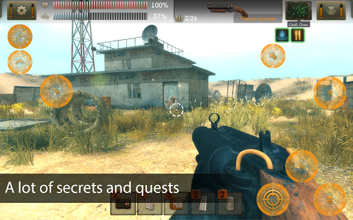 The Sun Origin: Post-apocalyptic action shooter 1.9.9 screenshots 21