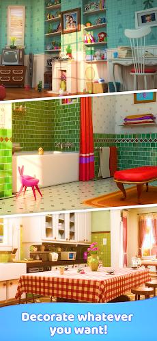 Merge Decor:家のデザインとリフォームのゲームのおすすめ画像4