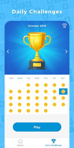 Sudoku Daily - Free Classic Offline Puzzle Game 1.8.0 screenshots 5
