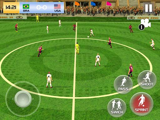 Soccer League Season 2021: Mayhem Football Games  screenshots 12