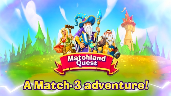 Matchland Quest Screenshot
