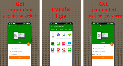 File Transfer & Sharing Tips 1.1 Screenshots 1