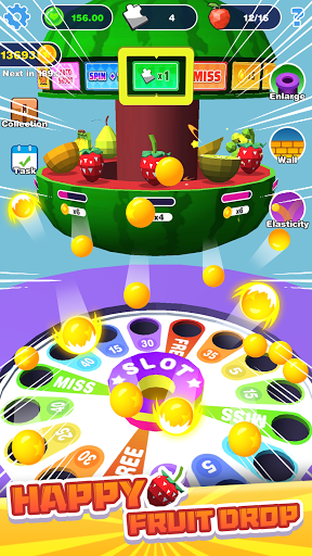 Happy Drop 3D: Spin Hole 1.2.0 screenshots 1
