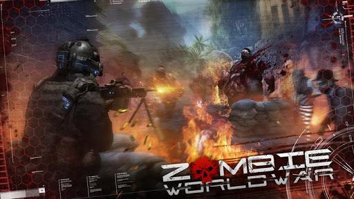 Zombie World War 1.6 screenshots 17
