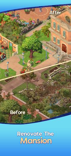 Merge Mansion - House Renovation & Design Game 1.0.0 screenshots 2