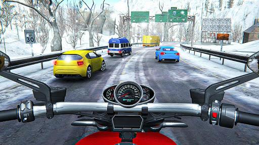 Racing In Moto Traffic Stunt Race 1.20 screenshots 7