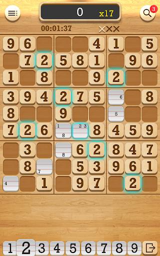 Sudoku Cafe apktram screenshots 2