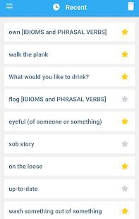 American Idioms & Phrasal Verbs Dictionary