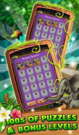Mahjong Animal World - HD Mahjong Solitaire screenshots 14