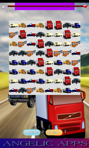 Trucks Match Race Game - Free For PC Windows (7, 8, 10, 10X) & Mac Computer Image Number- 6