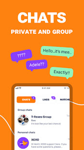XOXO - Chat & Make New Friends 4.2.13 Screenshots 4