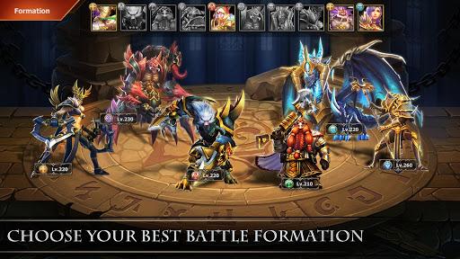 Trials of Heroes: Idle RPG 2.5.10 screenshots 5