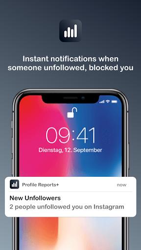 Profile Reports + Follower Analytics for Instagram screenshots 1