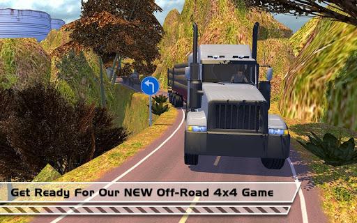 Off-road 4x4: Hill Truck 2.0 screenshots 1