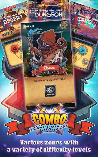 combo rush - keep your combo screenshot 1