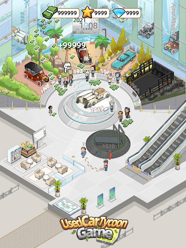 Used Car Tycoon Game Apkfinish screenshots 12