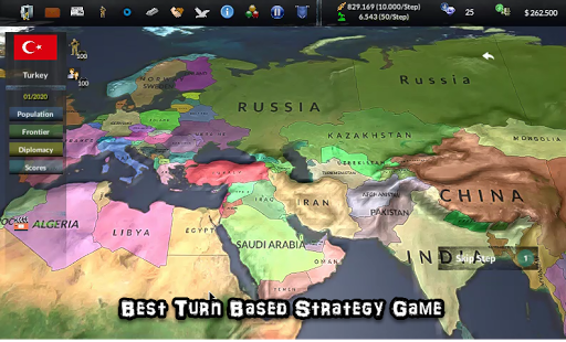 Time of Conquest: Turn Based Strategy 1.3.4 Screenshots 2