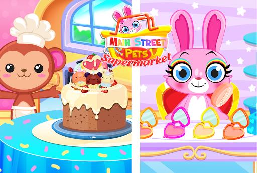 Main Street Pets Supermarket Games 1.3 screenshots 3