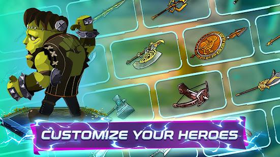 Hack Game Mythical Showdown apk free