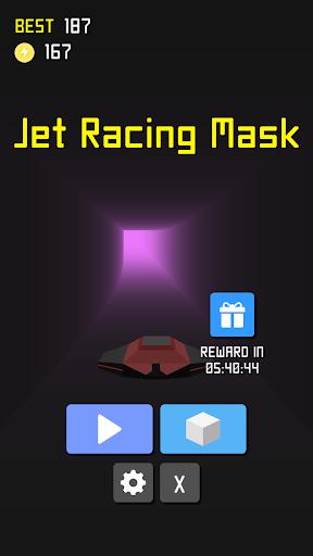 Super Owlet Jet Racing Mask 0.3 screenshots 1