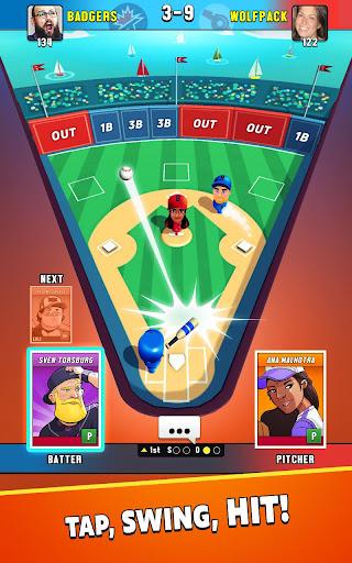 Super Hit Baseball 2.3.2 updownapk 1