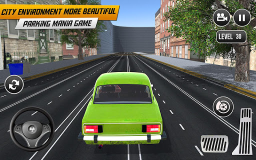 Prado Car Parking Game: Extreme Tracks Driving 3D  screenshots 3