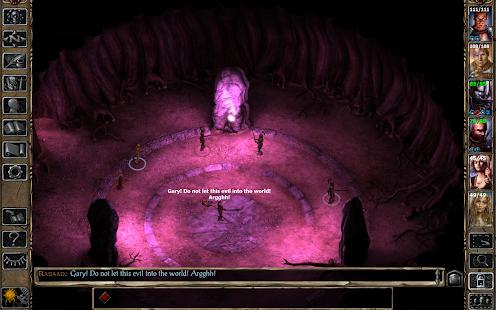 Baldur's Gate II - Screenshot 2