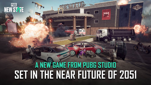 PUBG: NEW STATE Varies with device screenshots 7