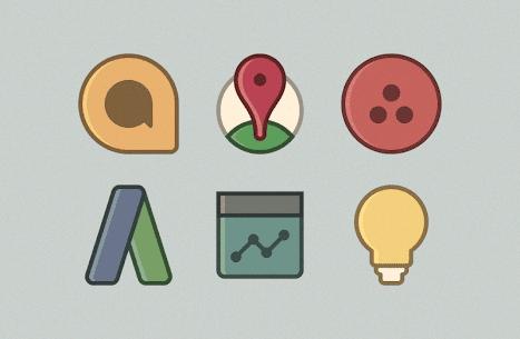 ANDROMEDA VINTAGE Icon Pack v1.1 [Patched] 1