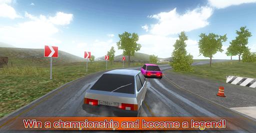 Driving simulator VAZ 2108 SE 1.25 Screenshots 23