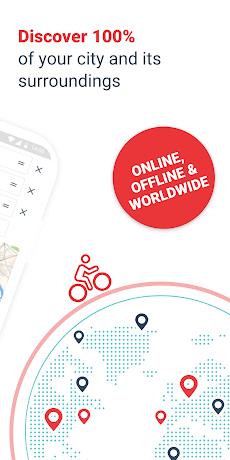 Bike Citizens - Cycling App: Cycle Maps & GPSのおすすめ画像2