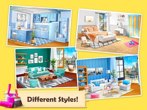 Home Design: Dream House Games for Girls  screenshots 4