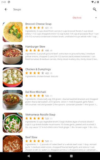 Easy Recipes 5.73 Screenshots 14