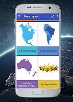 Ölkə Bayraqları Oyunu - 2020