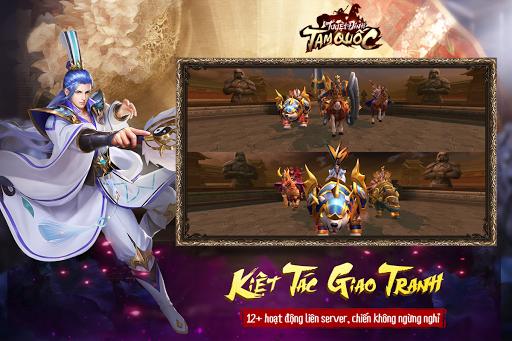 Tuyu1ec7t u0110u1ec9nh Tam Quu1ed1c - Tuyet Dinh Tam Quoc 1.0.52 screenshots 6