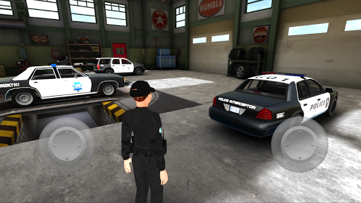 Police Car Drift Simulator 2.0 screenshots 11