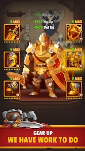 Royal Knight – RNG Battle Mod Apk (Unlimited Money) 3