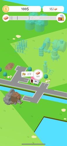 放置工場ビルダー: ビジネスシミュレーターゲームのおすすめ画像1