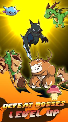 Mergy: Merge RPG game - PVP + PVE heroes games RPG apkslow screenshots 2