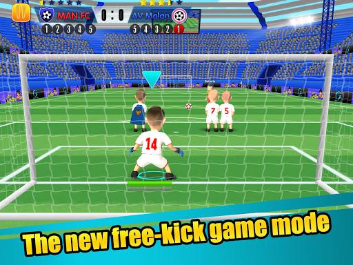 Furious Goal(Ultimate Soccer Team) screenshots 10