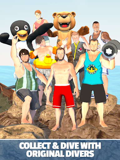 Flip Diving 3.2.3 screenshots 14