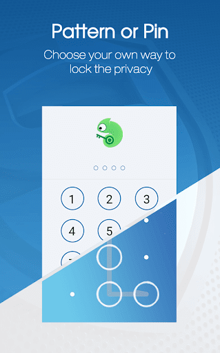 LOCX Applock Lock Apps & Photo  Screenshots 4
