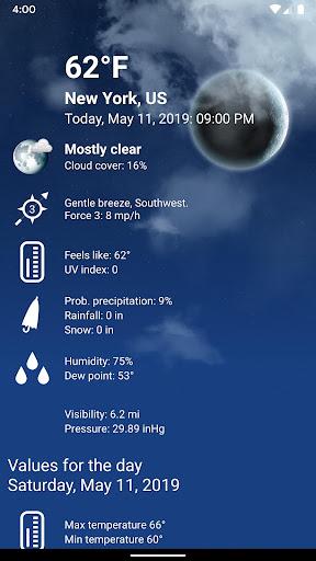 Weather XL PRO  screenshots 3
