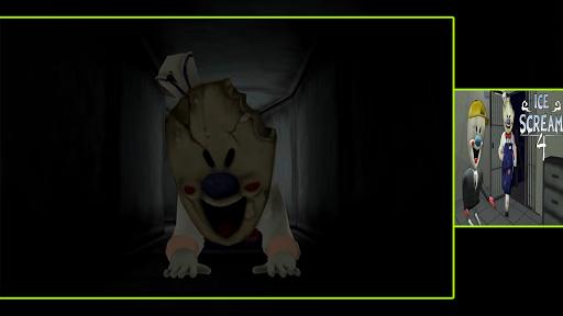 Code Triche Ice on Scream 4 Factory Rod Escape Tricks (Astuce) APK MOD screenshots 3